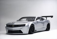FIA GT3 Camaro from Katech Motorsports and Reiter Engineering - 7.9L V8, 650hp ($260000)
