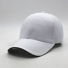 8a2d6f7df62 Men Baseball Cap Women Snapback Caps Casquette Hats For Men Plain Blank  Bone Visors Gorras Planas