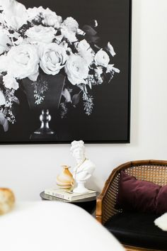 Traditional Guest Room Reveal - Claire Brody Designs