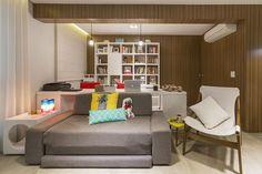 Lindo apartamento de 77 metros quadrados em São Paulo - http://www.limaonagua.com.br/