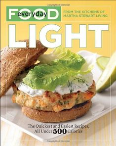Bestseller Books Online Everyday Food: Light: The Quickest and Easiest Recipes, All Under 500 Calories Martha Stewart Living Magazine $16.49  - http://www.ebooknetworking.net/books_detail-0307718093.html