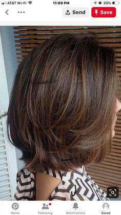Medium Length Hair With Layers, Mid Length Hair, Medium Hair Cuts, Short Hair Cuts, Medium Hair Styles, Short Hair Styles, Layered Hair, Great Hair, Hair Today