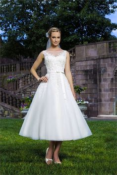 3855 from Sincerity Bridal
