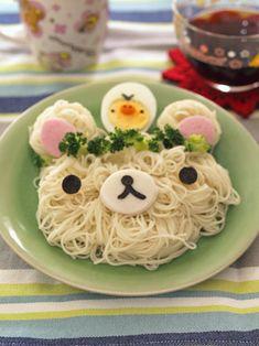 Kawaii Rilakumma noodle