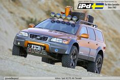 Volvo Unveils XC70 All-Terrain at 2005 Specialty Equipment Market Association Trade Show