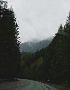 Twilight, Mists, Mountains, Nature, Forks, Travel, Naturaleza, Bobby Pins, Viajes