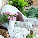 Back Porch Headboard Swing :: Hometalk