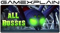 All Boss Fights in Luigi's Mansion 2: Dark Moon (Every Boss Battle Mission) - YouTube