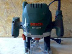 Eine Bosch POF 1200AE