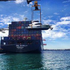 First Riviera 50 Enclosed Flybridge arrives in Western Australia