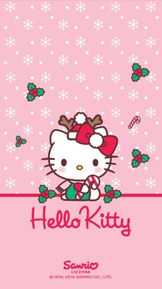 Online shopping from a great selection at Toys & Games Store. Sanrio Hello Kitty, Hello Kitty Rooms, Hello Kitty Art, Hello Kitty My Melody, Sanrio Wallpaper, Kawaii Wallpaper, Wallpaper Stickers, Hello Kitty Pictures, Kitty Images