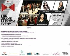 9 Days_To_Gooo.....#CountdownBegins   Fete N Fiesta presents F Corridor Fashion Show Event  This Time Get Ready For Something Fabulous With Zoya Afros & Sonia Mehra    Lilleria Party Plot. Vadodara 8thMay2016-Sunday Free Exhibition 11am to 6pm ⏱Fashion Show 6:30pm to 11pm  Passess Price Stag - 750 VIP - 1200  For Passess 7046222217  OrganizedBy - Fete N Fiesta✌ OnlinePartner - YouthBarodian
