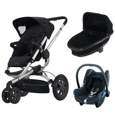 Baby Essentials pick:  Quinny Buzz stroller set w/ bassinet and carseat in black  (http://www.amazon.com/Quinny-Stroller-Dreami-Bassinet-Carseat/dp/B005CBETVI/ref=br_it_dp_o_nS_nC?ie=UTF8&colid=15RQ5H7NRZD5A&coliid=I16GV0X1X302OL)