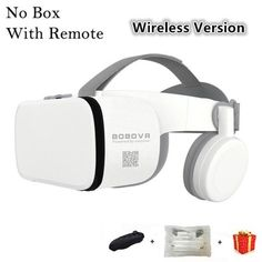 110 degree super view angle, immersive in private IMAX movie, full of surprise, Enjoy a stunning visual experience Ever. Virtual Reality Education, Virtual Reality Goggles, Augmented Virtual Reality, Virtual Reality Headset, Wireless Headphones, Bluetooth, Technology World, Vr Headset, Android Smartphone