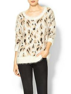 MINKPINK Animal Sweater | Piperlime