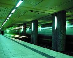 Kroepcke Metro Station, Massimo Iosa Ghini