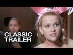 Elle Woods (Reese Witherspoon) proves that true love can take you anywhere-- even Harvard Law School. Elle Woods, Classic Trailers, Movie Trailers, Netflix Movies, Shows On Netflix, Teen Movies, Wilson Movie, Joey Friends, Movies