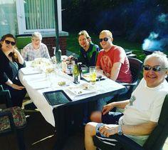 Family barbecue. #family #barbecue #bangorni #myhomeland #tourist #football #travelwriter #northernirish #ttot #dontstopliving #whackpacker #bangor #northernirishman #europe #backpacking #norniron #northernireland #beers by jonnydontstopliving