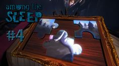 Among the Sleep [Facecam] #4 - Puzzleteile - Let's Play Among the Sleep