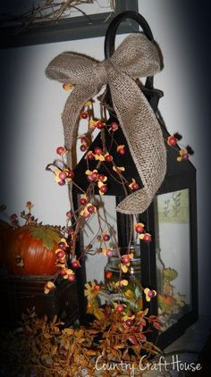 Lantern ~from Country Craft House
