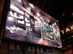 Times Square Starbucks Connects to Customers via Cutting-Edge Digital Display Applications.  Using Planar's Clarity Matrix http://www.planar.com/matrix