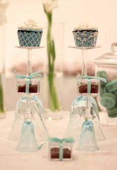 Tiffany inspired bithday, aniversario inspirado na Tiffany, mesa de doces, dessert table, azul, blue, party, festa, decor, decoraçao.