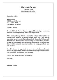 Accountant cover letter example | The Real World | Pinterest ...