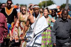 Gugulethu Wedding - Gustav Klotz Photography