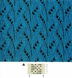 Hemstitch pattern 1