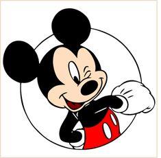Dibujos para colorear de Mickey Mouse. Haz click   Imágenes de Mickey Mouse