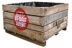 Make this from pallets!