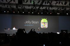 Androd 4.1 Jelly Bean