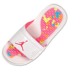 f619d01c33b495 The Jordan Hydro VI Preschool Sandal is the perfect recovery slide to  comfort your feet after