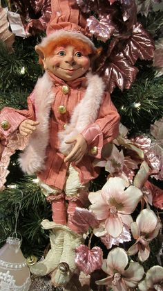 The elves have a complex relationship with flowers. They sometimes live in flowers and can eat them but they also consider them to be vermin.