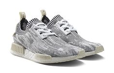newest fa67c ee71a adidas Originals 最新 NMDR1 「Camo Pack」正式登場 New Trainers, Nmd R1,