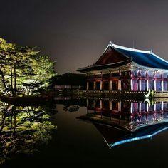 경회루 Seoul, KOREA