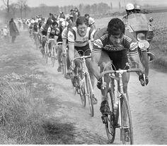 Francesco Moser1980 - Peugeot - Paris-Roubaix by Hennie Kuiper, via Flickr