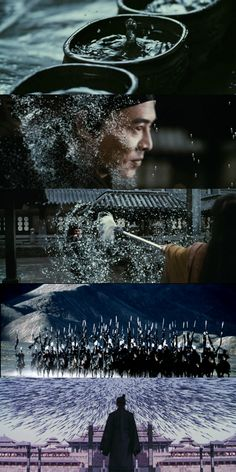 Hero - my absolute favorite of this era of movies Cinematic Photography, Film Photography, Storyboard, Martial Arts Movies, Best Cinematography, Movie Shots, Film Studies, Film Inspiration, Theater