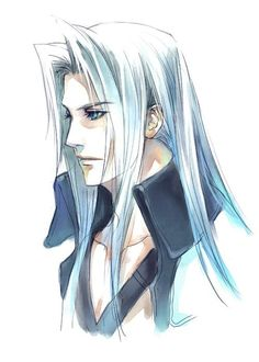Sephiroth photo by Asarithlove