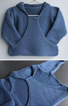 Ziehen Sie Gaspard - Strickmuster - Free Knitting Patterns - Diy and crafts interests Knitting For Kids, Knitting For Beginners, Baby Knitting Patterns, Knitting Designs, Baby Patterns, Free Knitting, Crochet Patterns, Baby Sweater Patterns, Crochet Baby