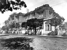 1905 - Liceu de Artes e Ofícios (atual Pinacotéca do Estado de São Paulo)