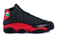 82f54bee5f5b Air Jordan 13 Black Varsity Red White Women