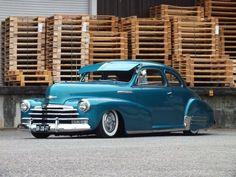 Chevy FleetMaster Coupé 1947