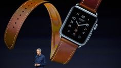 Sim, esse é o novo Apple Watch da Hermès! Vem ver mais - é só clicar na foto