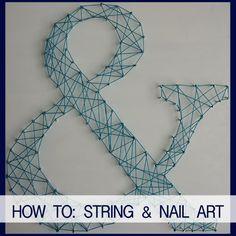 String & nails
