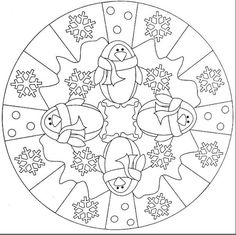 free printables and activity pages for freelots of worksheets and coloring pages winter season mandala coloring