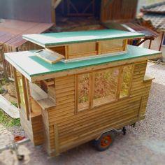 Tiny house japan design
