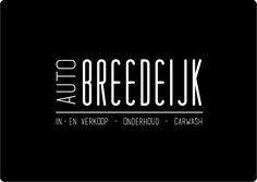 Voor Auto Breedeijk heb ik het onderstaande logo ontworpen. Auto Breedeijk is een gefuseerd auto bedrijf, gevestigd in Someren. Voor in- en verkoop, onderhoud en carwash kan je bij hen terecht.  Succes Dirk van Eijk en Emiel Breedveld met Auto Breedeijk