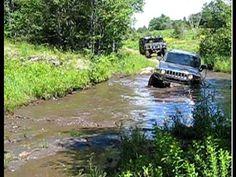 Hummer H3T Off Road - 4X4 Overland Adventure in ARDBEG