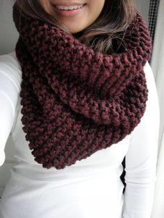 omg chunky scarf.....LOVE!!!